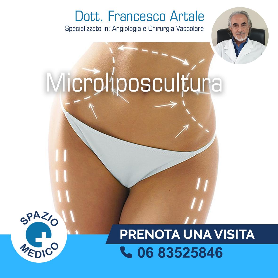 Microliposcultura Ostia