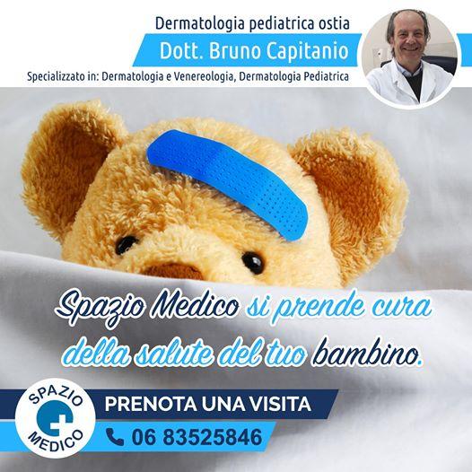 Spazio Medico-Dermatologia Pediatrica