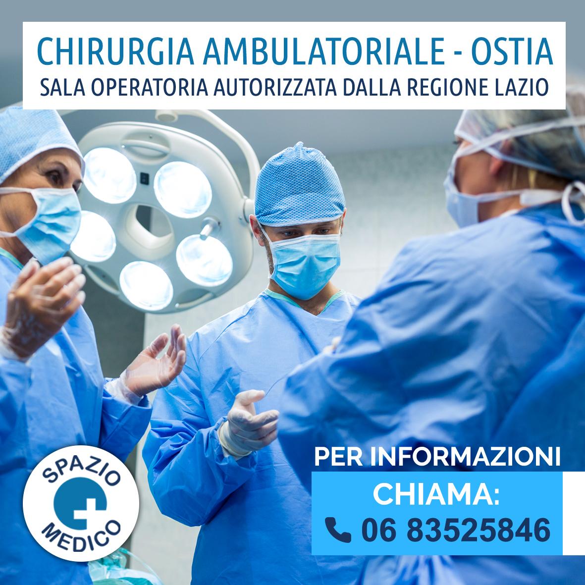 Chirurgia Ambulatoriale Spazio Medico